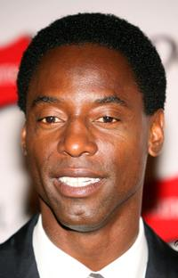 Isaiah Washington at the 4th annual TV Guide after party celebrating Emmys 2006.