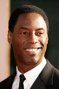 Isaiah Washington at the 63rd Annual Golden Globe Awards.