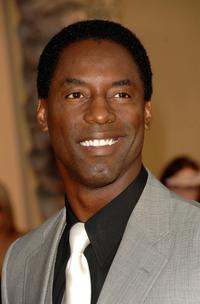 Isaiah Washington at the 2006 American Music Awards.
