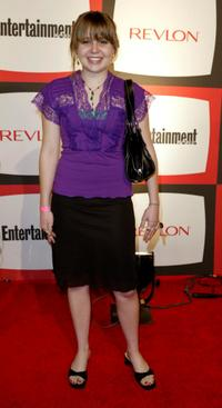 Mae Whitman at the Entertainment Weekly 2nd Annual Emmy Party.