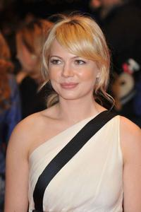 Michelle Williams at the Berlin premiere of