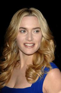 Kate Winslet at the 2007 Palm Springs International Film Fest Awards Gala.