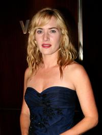 Kate Winslet at the Toronto International Film Festival premiere of