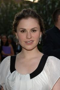 Anna Paquin at the LA premiere of HBO's