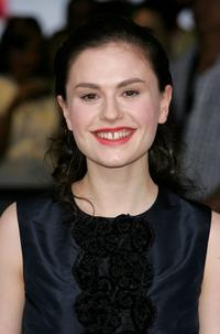 Anna Paquin at the 59th International Cannes Film Festival.