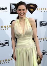 Anna Paquin at the