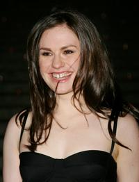 Anna Paquin at the Vanity Fair 2007 Tribeca Film Festival party.