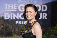 Anna Paquin at the world premiere of