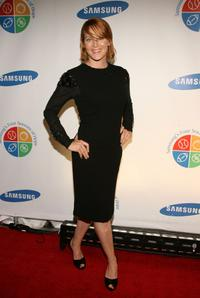 Angela Featherstone at the 7th Annual Samsung Four Seasons of Hope Gala.