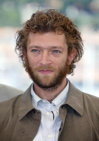 Vincent Cassel at the 55th Cannes Film Festival.