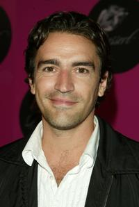 Ben Chaplin at the Dessert Beauty fragrance and body care collection launch party.