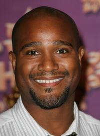 Seth Gilliam at the HBO Emmy after party.