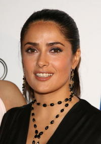 Salma Hayek at the 2006 AFI FEST.