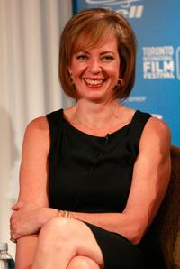 Allison Janney at the