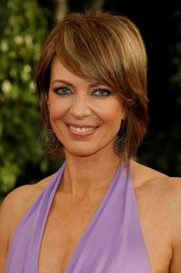 Allison Janney at the 14th annual Screen Actors Guild awards.