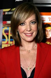Allison Janney at the Centerpiece Gala screening of
