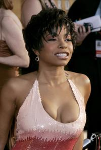 Paula Jai Parker at the 12th Annual Screen Actors Guild Awards.