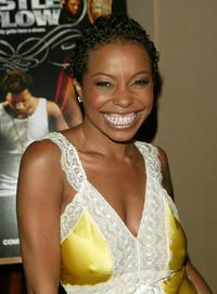 Paula Jai Parker at the special screening of