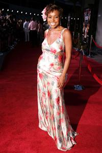 Paula Jai Parker at the premiere of