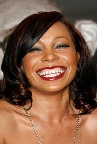 Paula Jai Parker at the Chrysler LLC Sixth Annual Behind the Lens Award.