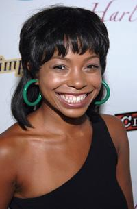 Paula Jai Parker at the opening night of