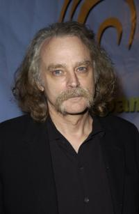 Brad Dourif at the wine tasting and CD release party of
