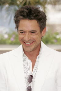 Robert Downey, Jr. at a Cannes photocall for