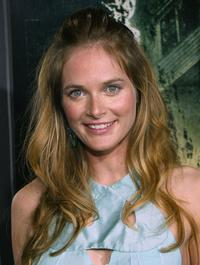 Rachel Blanchard at the premiere of