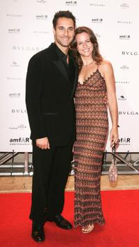 Raoul Bova and Chiara Giordano at the