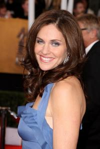 Amy Brenneman at the 15th Annual Screen Actors Guild Awards.