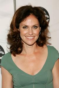 Amy Brenneman at the ABC Upfront.