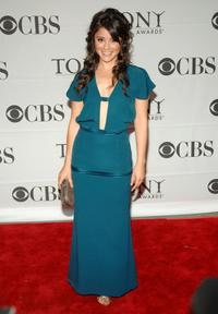 Shiri Appleby at the 61st Annual Tony Awards.