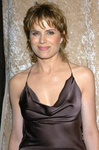 Kim Dickens at the HBO Golden Globe After Party.