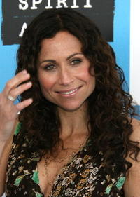 Minnie Driver at the Film Independent's 2007 Spirit Awards.