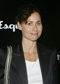 Minnie Driver at the Oxfam America Charity Event.