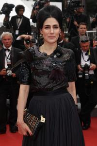 Ronit Elkabetz at the 63rd Cannes Film Festival.