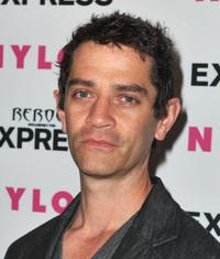 James Frain at the Nylon and Express Denim Issue Party.