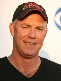 Michael Gaston at the CBS 2006 Summer TCA Party.