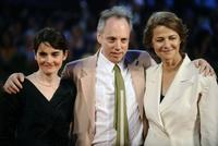 Shirley Henderson, Todd Solondz and Charlotte Rampling at the screening of