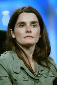 Shirley Henderson at the PBS 2005 Television Critics Association Summer Press Tour.
