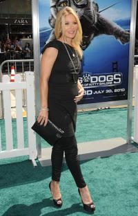 Christina Applegate at the California premiere of