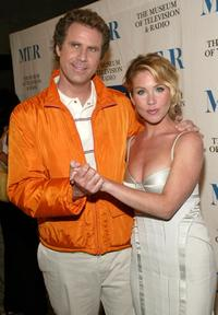 Will Ferrell and Christina Applegate at the special screening of