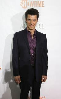 Eric Mabius at the premiere of