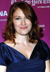 Kelly MacDonald at the New York Film Festival.