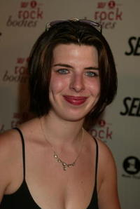 Heather Matarazzo at the VH1's Rock Bodies' premiere Party.