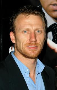 Kevin McKidd at the premiere of