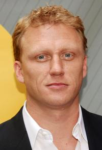 Kevin McKidd at the NBC Upfronts.
