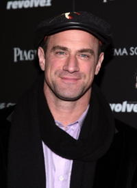 Christopher Meloni at the screening of