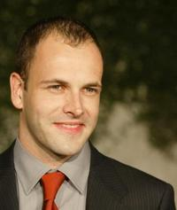 Jonny Lee Miller at the premiere of