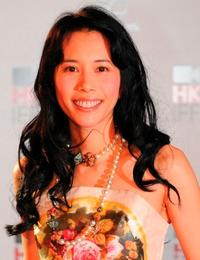 Karen Mok at the 33rd Hong Kong International Film Festival.